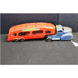 AUTO TRANSPORT BY MARX - GOOD COND.