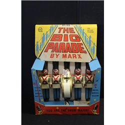 BIG DRUM PARADE BY MARX - IN ORIG. BOX