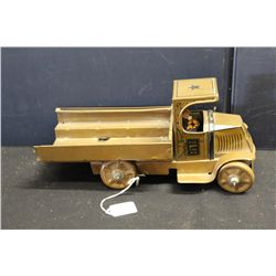 ARMY TRUCK BY MARX - PRESSED TIN 13""