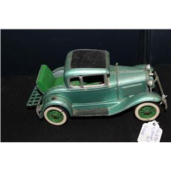 EARLY CAR W/ RUNBLE SEAT - HUBBLEY