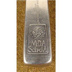 ORIGINAL NAZI DAF DINING HALL KNIFE WWII