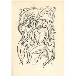 Walther Ruttmann Original Lithograph