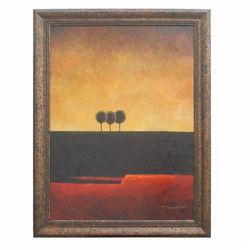 THREE TREES  - ORIGINAL OIL ON CANVAS