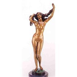 """Spring Awakening"" Bronze Sculpture - Gasy"