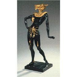 """Dali """"Le Minotaure Gigantique"""" Orig. Ltd. Ed. Bronze"""