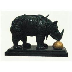 "Dali ""Rhinoceros"" Orig. Ltd. Ed. Bronze"