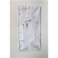 """Study Of Guernica"" - 1937 - Pablo Picasso"