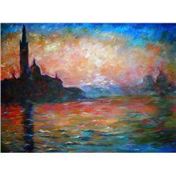 "Monet ""Venice At Dusk"""