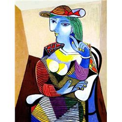 "Picasso ""Portrait Of Marie - Therese Walter"""