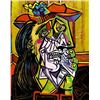 """Image 1 : Picasso """"Weeping Woman With Red Hat"""""""