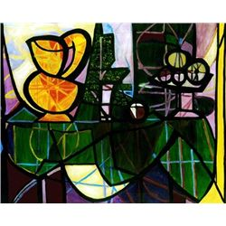 "Picasso ""Pitcher And Bowl Of Fruit"""