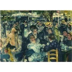 """Renoir  """"La Moulin De La Galette"""" Etching"""