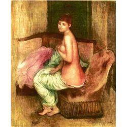 "Renoir  ""Le Repos"" Etching"