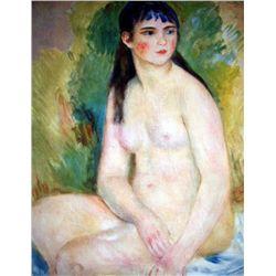 "Renoir ""Bather"" Ltd. Giclee'"