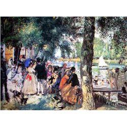 """Renoir """"Bathing In The Seine"""" Ltd. Giclee'"""