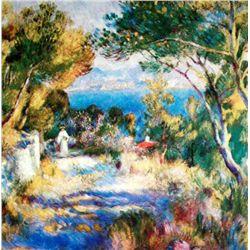 """Renoir """"L'estaque"""" Ltd. Giclee'"""