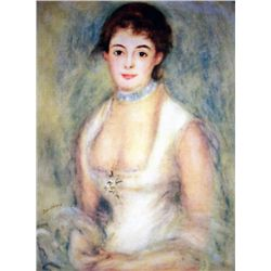 "Renoir ""Madam Harriet"" Ltd. Giclee'"