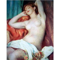 Renoir  Nude Study  Ltd. Giclee'