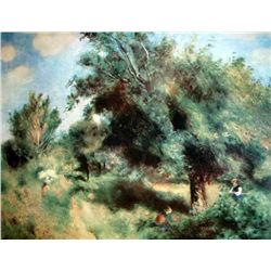 "Renoir ""The English Peartree"" Ltd. Giclee'"