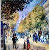 "Image 1 : Renoir ""The Great Boulevards"" Ltd. Giclee'"