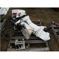70hp Johnson outboard motor