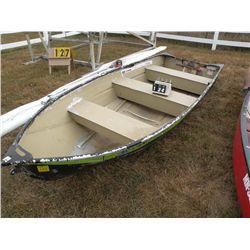 1974 Appleby 12 ft boat