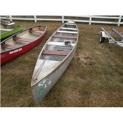 Grumman 20 ft canoe