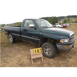 1994 Dodge 1500 4x4 1B7HF16Z4RS633731