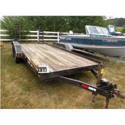 2000 Felling FT10 trailer 5FTLE1826Y1014877