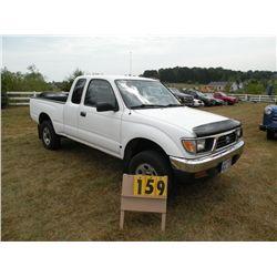 1997 Toyota Tacoma 4TAWN72N9VZ299905