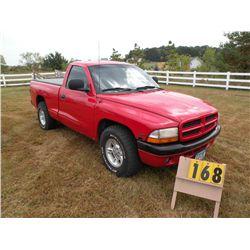 1997 Dodge Dakota 1B7FL26P0VS219750