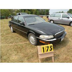 1998 Buick Park Avenue 1G4CW52K3W4639753