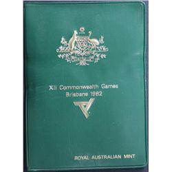 Australia 1982 Mint Sets Quantity 9