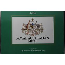 Australia 1985 Mint Sets Quantity 10