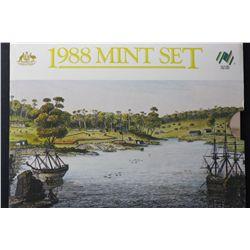Australia 1988 Mint Sets Quantity 10