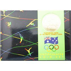 Australia 1992 Mint Sets Quantity 10