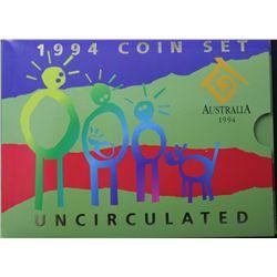 Australia 1994 Mint Sets Quantity 7