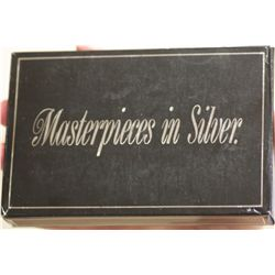 1989 Masterpieces in Silver