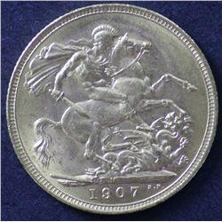 1907 M Sovereign