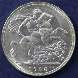 1908 P Sovereign