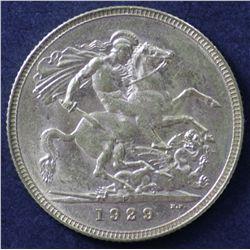 1929 Perth Sovereign