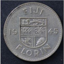 Fiji 1945 Florin