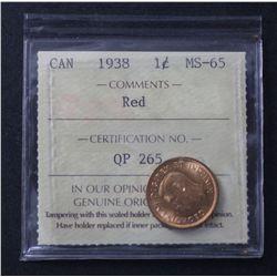 Canada 1c 1938