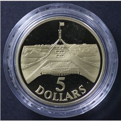 1988 $5 Proofs