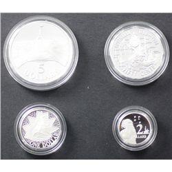 1988 Masterpieces In silver