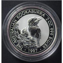 Perth Mint 1997 Coin & Medal Set