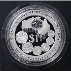 30th Anniversary of Decimal Currency