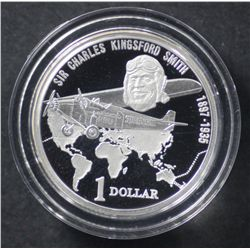 1997 One Dollar proof