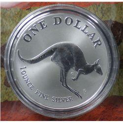 1993 Silver Kangaroo
