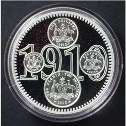 100 Years of Australian Coinage